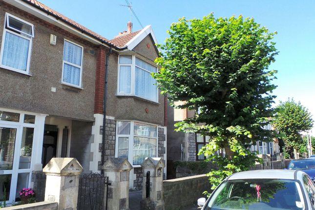 Thumbnail Flat to rent in Addicott Road, Weston-Super-Mare