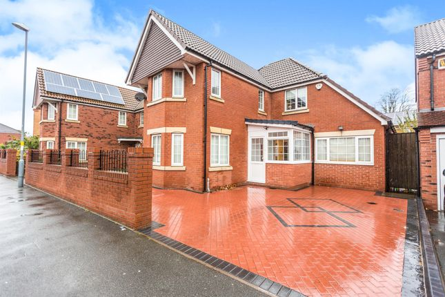 Thumbnail Detached house for sale in Springthorpe Road, Pype Hayes, Birmingham