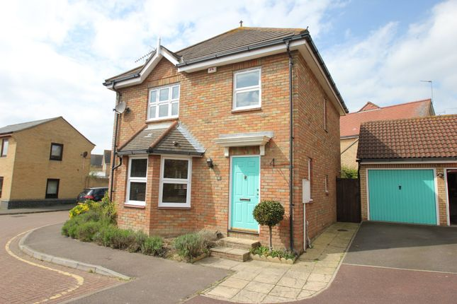 Thumbnail Detached house for sale in Millview Meadows, Rochford