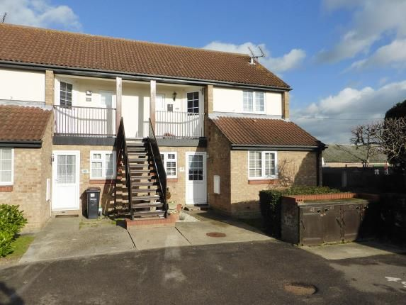 Thumbnail Maisonette for sale in Rayleigh, Essex, .