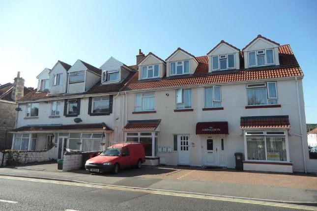 Thumbnail Flat to rent in Locking Road, Weston-Super-Mare