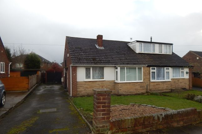 Thumbnail Bungalow to rent in Douglas Avenue, Soothill