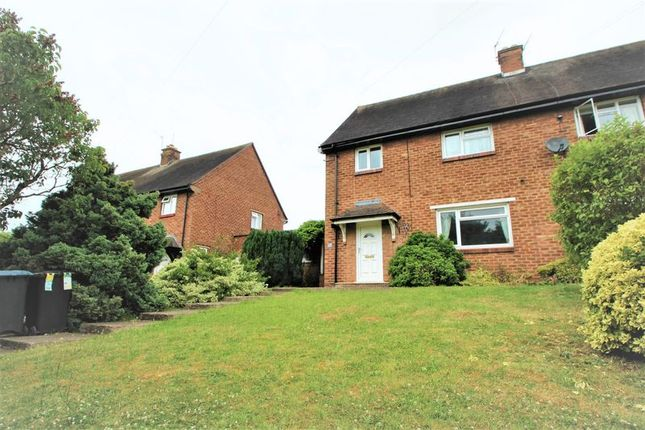 Thumbnail Semi-detached house for sale in Tower Hill, Bidford-On-Avon, Alcester