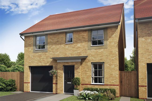 Thumbnail Detached house for sale in The Gloucester, Alexander Gate, Hanley, Stoke-On-Trent
