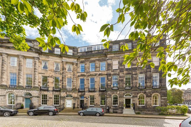 Thumbnail 4 bed flat for sale in Moray Place, New Town, Edinburgh