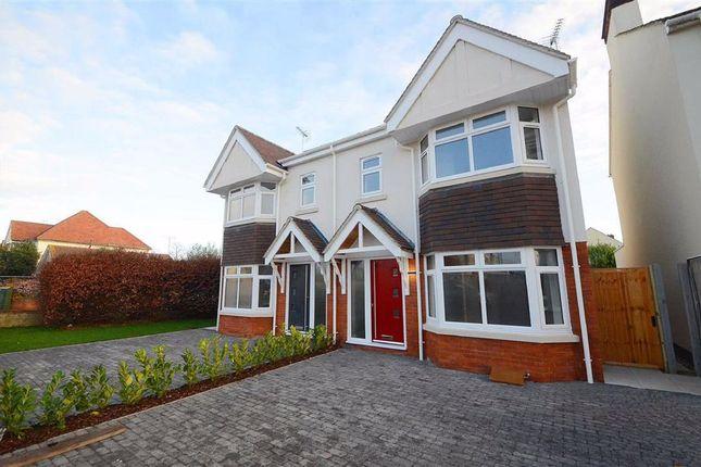 Thumbnail Semi-detached house for sale in Thorpedene Gardens, Shoeburyness, Southend-On-Sea