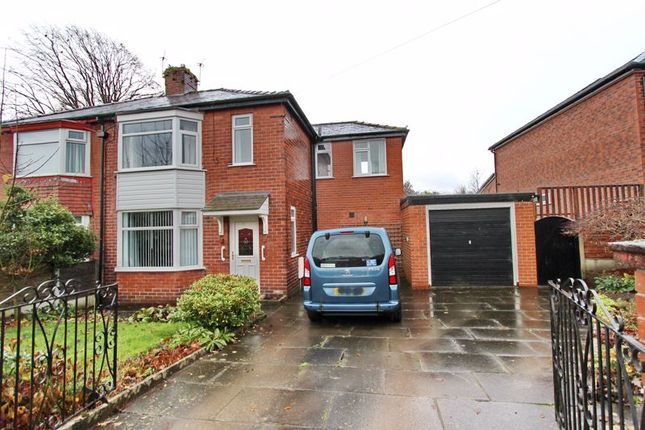 Front of Lowther Road, Prestwich, Manchester M25