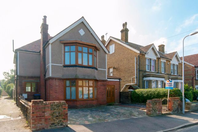 Thumbnail Property for sale in Northdown Park Road, Margate