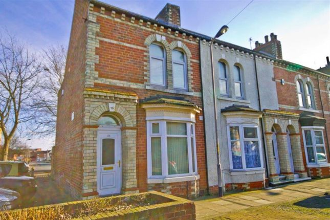 Thumbnail End terrace house for sale in Jedburgh Street, Middlesbrough