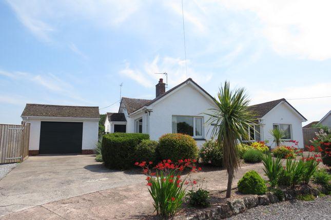 Thumbnail Detached bungalow for sale in Highbridge, Williton, Taunton