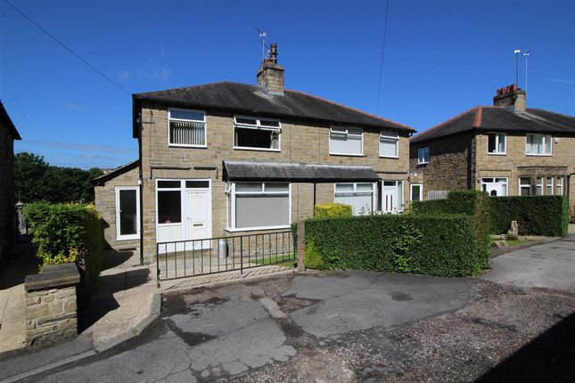 Thumbnail Semi-detached house for sale in Willow Crescent, Off Bairstow Lane, Sowerby Bridge