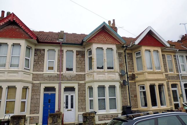 Thumbnail Flat to rent in Amberey Road, Weston Super Mare