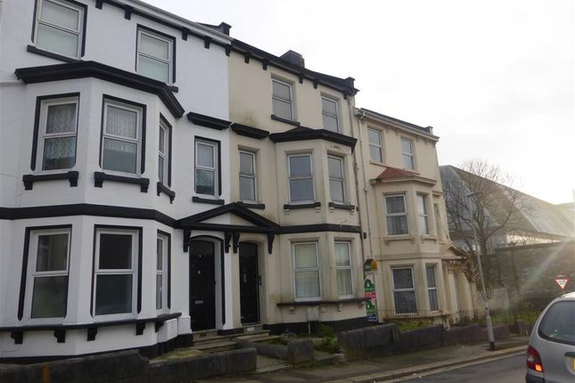 Thumbnail Flat to rent in St. Leo Place, Plymouth