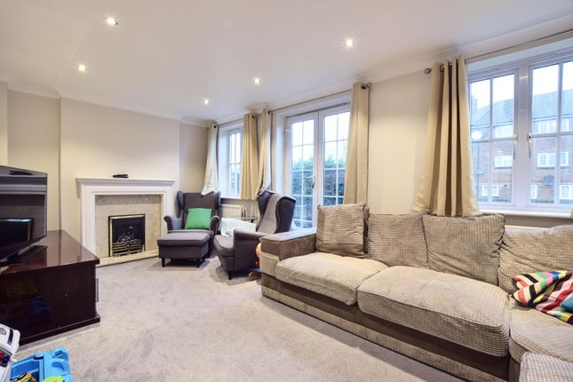 Thumbnail Town house to rent in Goodhall Close, Stanmore, Middlesex