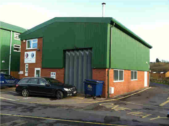 Thumbnail Industrial to let in Unit 9 The Tanneries, Titchfield Industries, East Street, Titchfield, Fareham