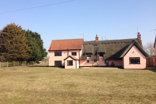 Thumbnail Cottage for sale in Low Common Road, South Lopham, Diss