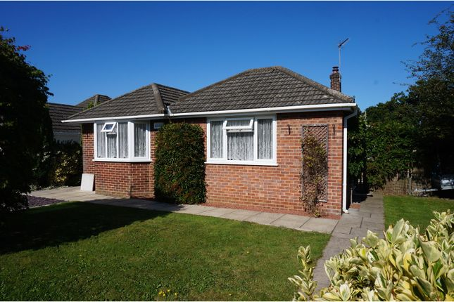 Thumbnail Detached bungalow for sale in Baker Road, Bournemouth