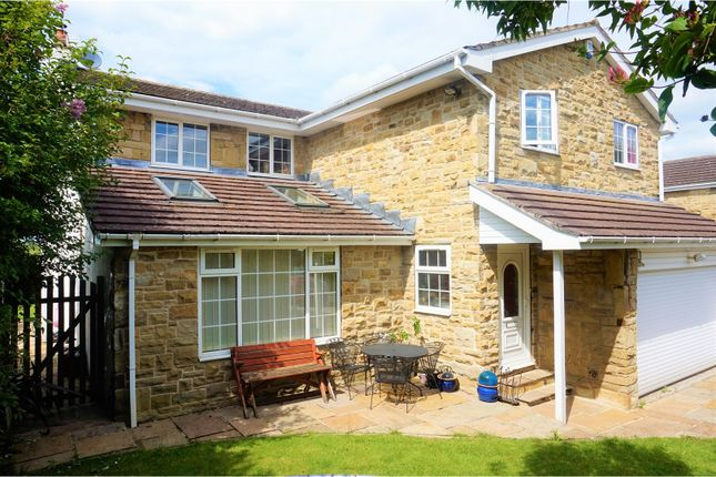 Thumbnail Detached house for sale in Rose Croft, East Keswick