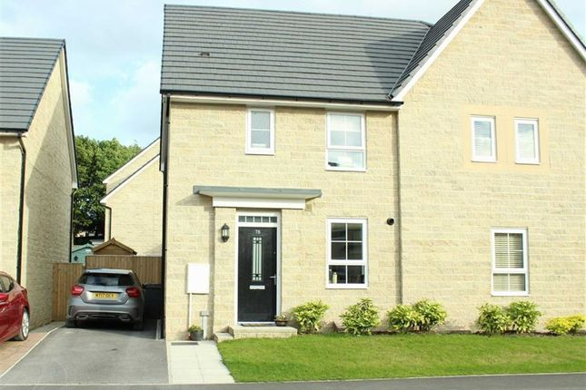 Thumbnail Semi-detached house for sale in Sovereign Way, Chapel-En-Le-Frith, High Peak