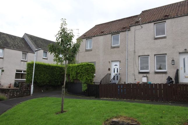 Thumbnail Terraced house for sale in Whinpark Place, Newburgh, Cupar