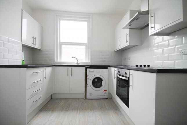 Thumbnail Flat to rent in Teville Road, Worthing
