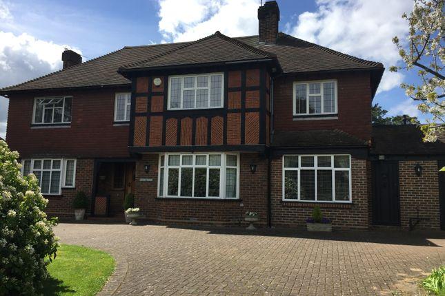 Thumbnail Detached house for sale in Beechcroft, Chislehurst