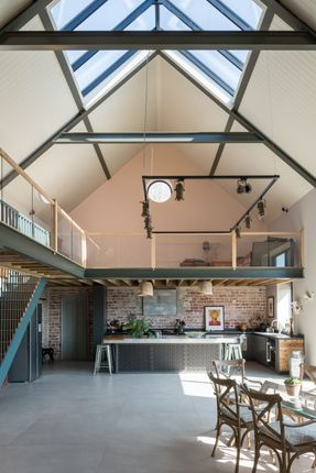 4 bed barn conversion for sale in The Glass Barn, Wadhurst, East Sussex TN5