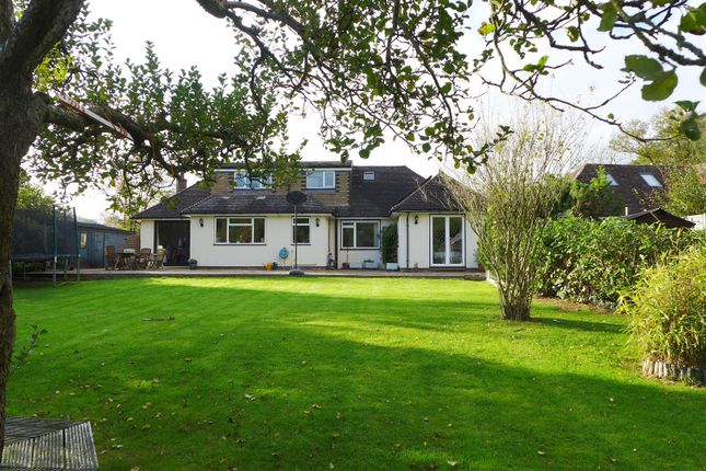 Thumbnail Detached house for sale in Scabharbour Road, Weald, Sevenoaks