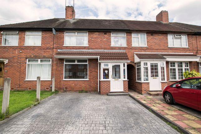 Thumbnail Terraced house for sale in Wingfield Road, Great Barr, Birmingham