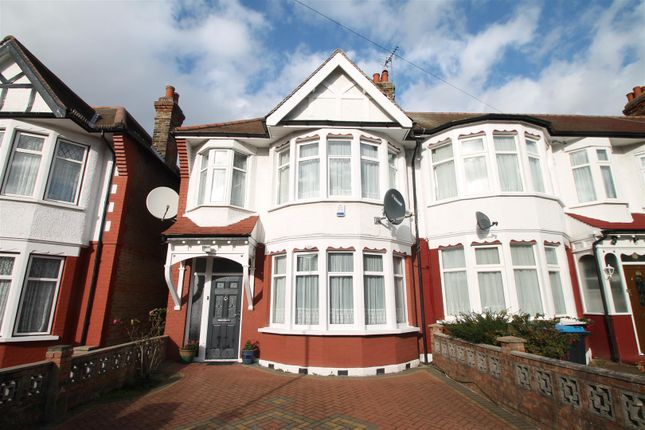 Thumbnail End terrace house for sale in Norfolk Avenue, London