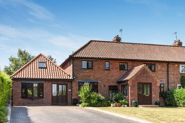 Thumbnail Detached house for sale in Low Road, Keswick, Norwich