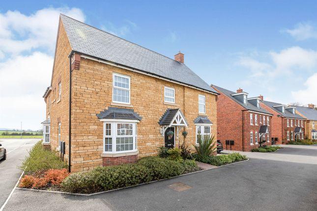Thumbnail Detached house for sale in Hawtin End, Harbury, Leamington Spa