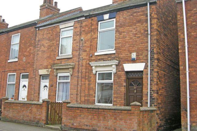 Thumbnail Terraced house to rent in Albert Road, Retford