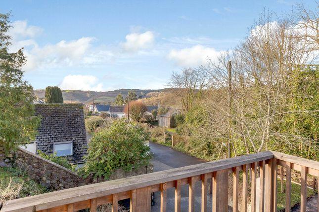 Balcony of Trusham, Newton Abbot, Devon TQ13