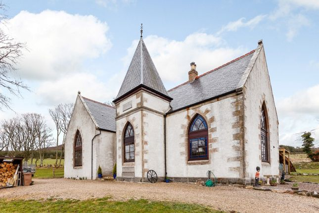 Thumbnail Detached house for sale in Whitehill Church, Keith, Moray