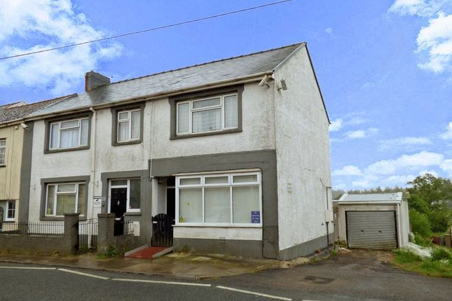 Thumbnail 4 bed terraced house for sale in Beaufort Hill, Beaufort, Ebbw Vale