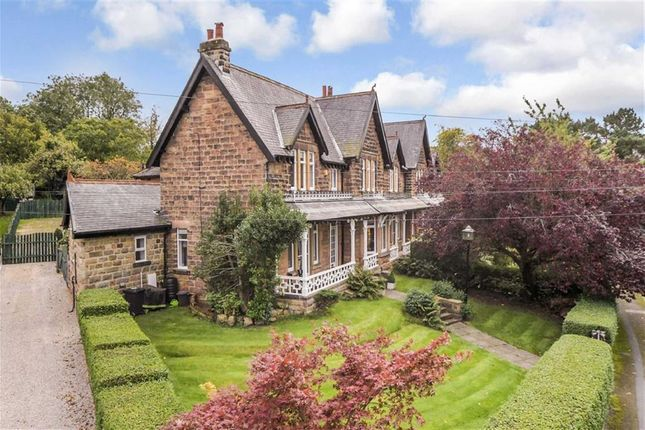Thumbnail End terrace house for sale in Kent Road, Harrogate, North Yorkshire