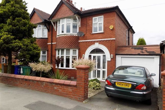 Thumbnail Semi-detached house for sale in Hyde Road, Gorton, Manchester