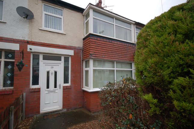 3 bed terraced house to rent in Ivy Avenue, Blackpool FY4