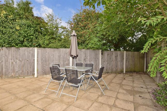 Patio / Decking of St. Mildreds Place, Canterbury, Kent CT1