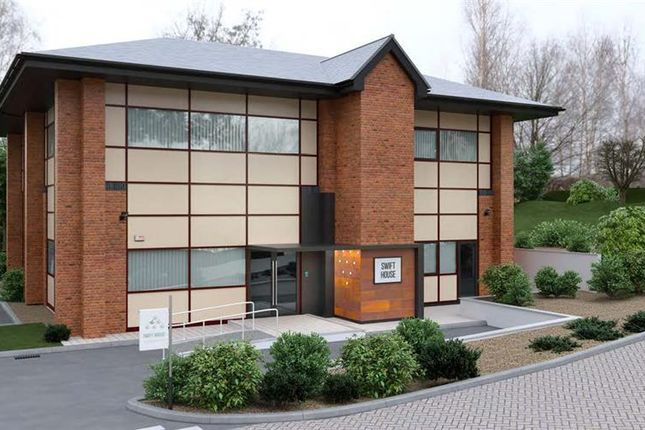Thumbnail Office to let in Swift House, Peregrine Business Park, Gomm Road, High Wycombe