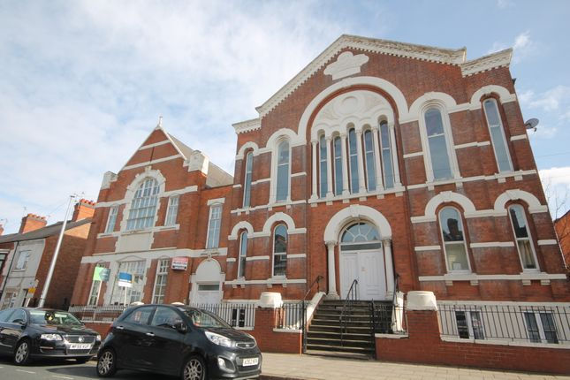 Thumbnail 2 bed flat for sale in St Nicholas Apartments, 140B Fosse Road North, Leicester
