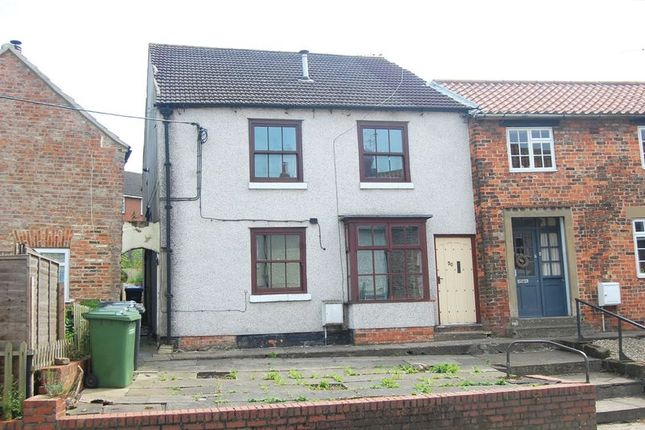 Thumbnail End terrace house for sale in Cockpit Hill, Brompton, Northallerton