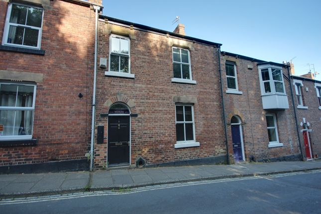 Thumbnail Terraced house for sale in Flass Street, Durham
