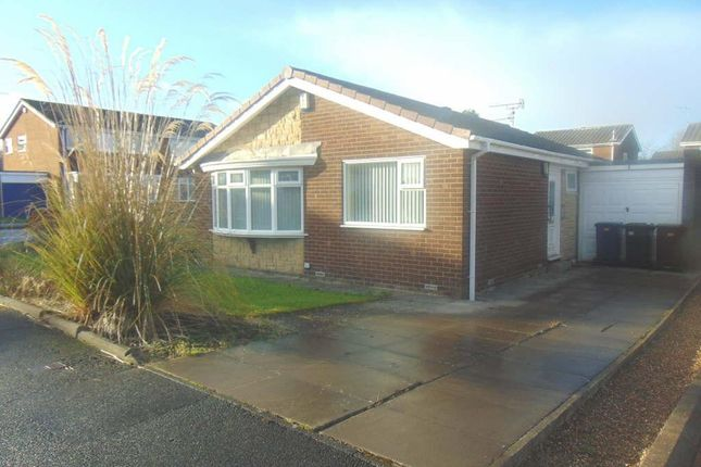 Thumbnail Detached bungalow to rent in Goodwood Close, Chapel Park, Newcastle Upon Tyne