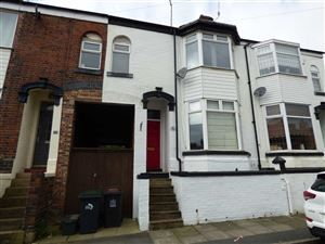 Thumbnail Town house to rent in Sackville Street, Basford, Stoke-On-Trent