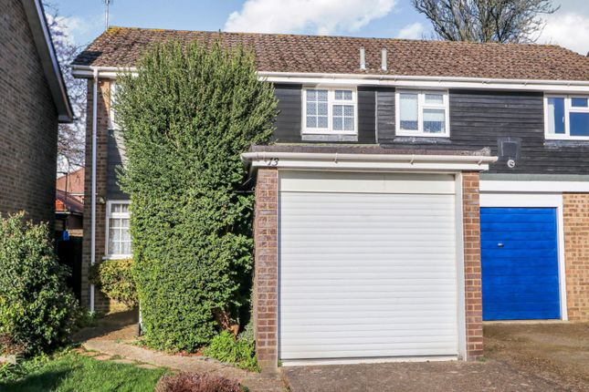 Thumbnail Semi-detached house to rent in Rother Close, Storrington, Storrington