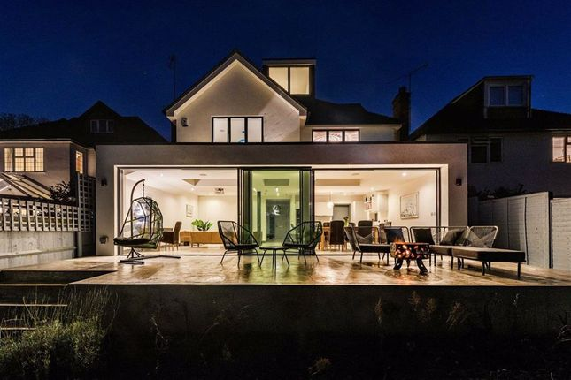 Thumbnail Detached house for sale in Trowlock Avenue, Teddington