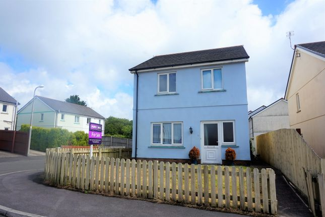 Thumbnail Detached house for sale in Ffynnon Y Waun, Llanelli