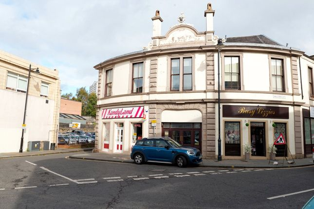 Thumbnail Flat for sale in Hallcraig Street, Airdrie